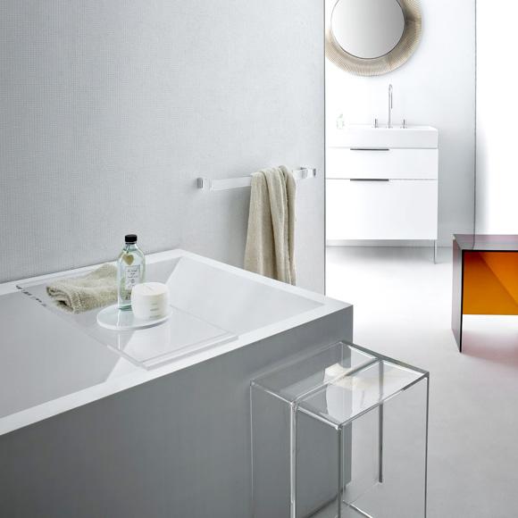 kartell by laufen rechteck badewanne mit l sch rze led beleuchtung fu ende links. Black Bedroom Furniture Sets. Home Design Ideas