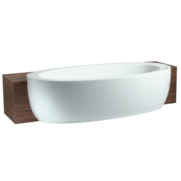 laufen alessi one oval halbeinbau badewanne h2449700000001 reuter. Black Bedroom Furniture Sets. Home Design Ideas