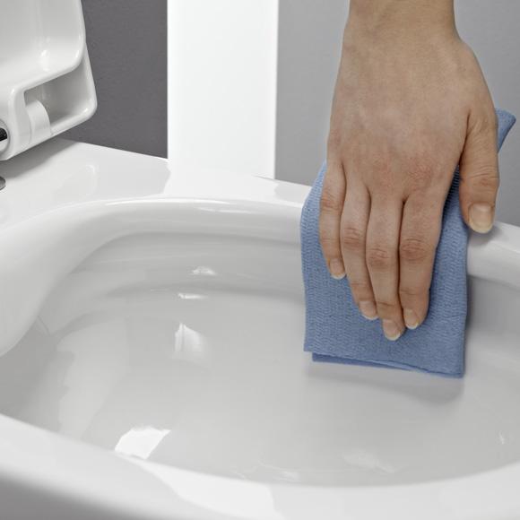 Fantastisch Laufen pro Wand-Tiefspül-WC spülrandlos weiß - 8209660000001 | REUTER XJ26