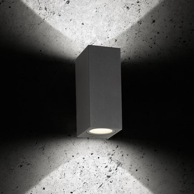 LCD 5035 LED Wandleuchte