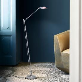 Luceplan Berenice Stehleuchte mit Glasreflektor