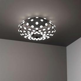 Hart Arbeitend Deckenleuchte Schwarz Gold Silber Rund Schlafzimmer Wohnzimmer Deckenlampe Loft Leuchten & Leuchtmittel