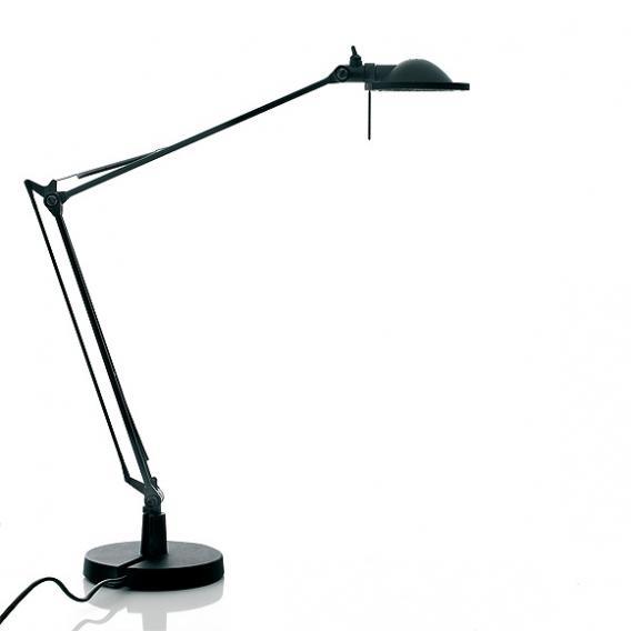 Luceplan Berenice LED Tischleuchte mit Tischfuß