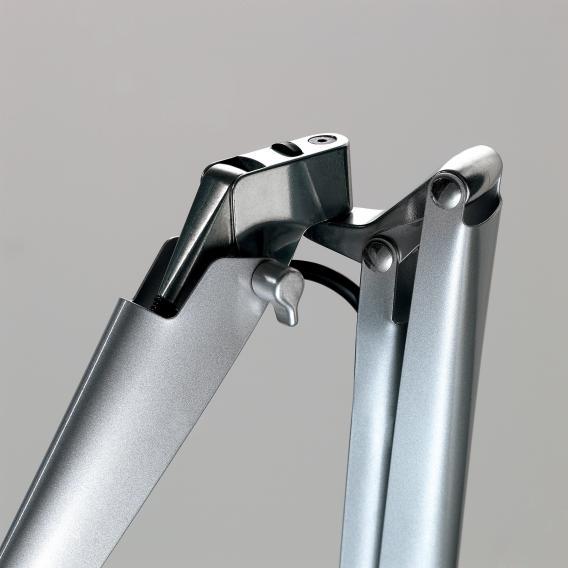 Luceplan Fortebraccio Tischleuchte mit Universalanschluss und Dimmer, 100 Watt
