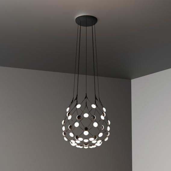 Luceplan Mesh D86 LED Pendelleuchte