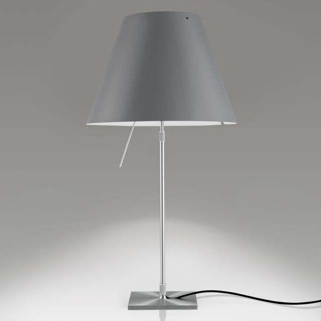 LUCEPLAN Costanzina Tischleuchte mit Ein/Aus-Schalter und Fuß