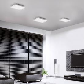 Leuchten Direkt Flat LED Deckenleuchte mit Dimmer und CCT