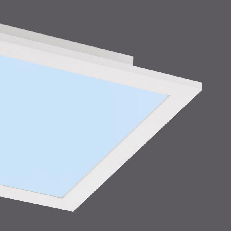 Leuchten Direkt Flat LED Deckenleuchte mit Dimmer und CCT - 14530-16 ...