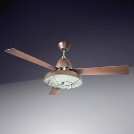 LEDS-C4 Vintage Deckenleuchte/Ventilator