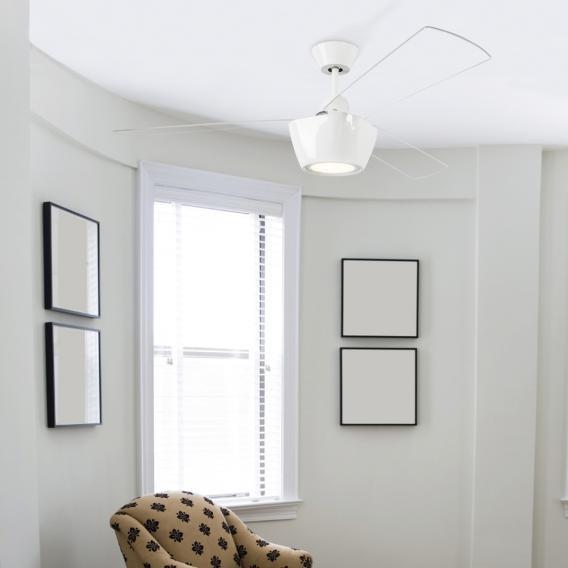 LEDS-C4 Ceos LED Deckenleuchte/Ventilator