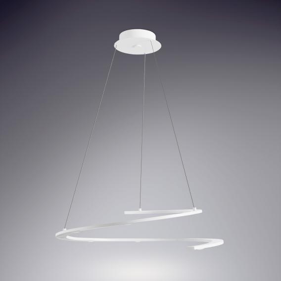 LEDS-C4 Curl LED Pendelleuchte rund