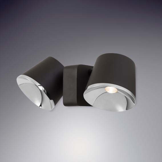 LEDS-C4 Drone LED Wandleuchte 2-flammig