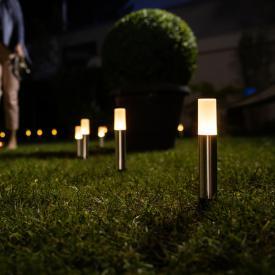LEDVANCE Smart+ Gardenpole LED RGBW Sockelleuchte
