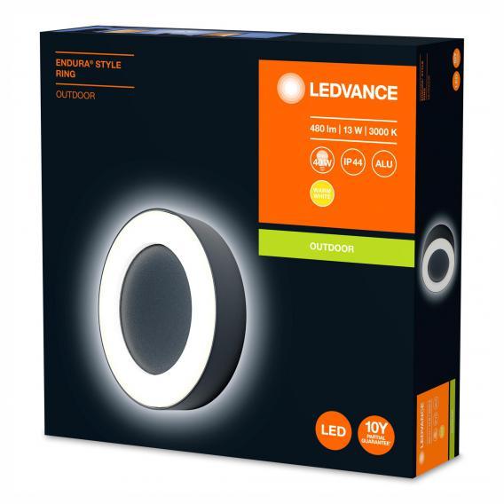 LEDVANCE Endura Style Ring LED Deckenleuchte / Wandleuchte