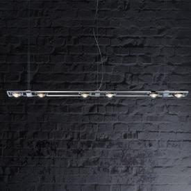 Licht im Raum Ocular 6 Serie 100 LED Pendelleuchte mit Uplight