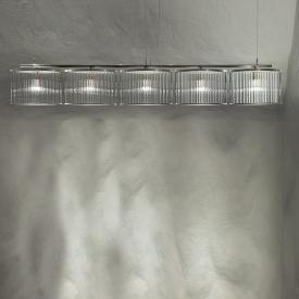 Licht im Raum Stilio 5 Linie Pendelleuchte