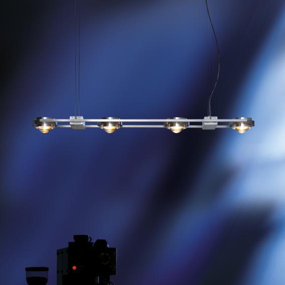 Licht im Raum Ocular 4 LED Pendelleuchte