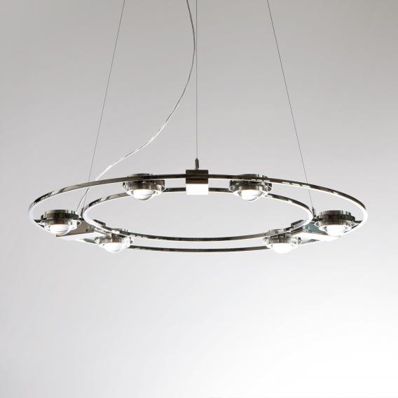 Licht im Raum Ocular 800 LED Pendelleuchte mit Uplight