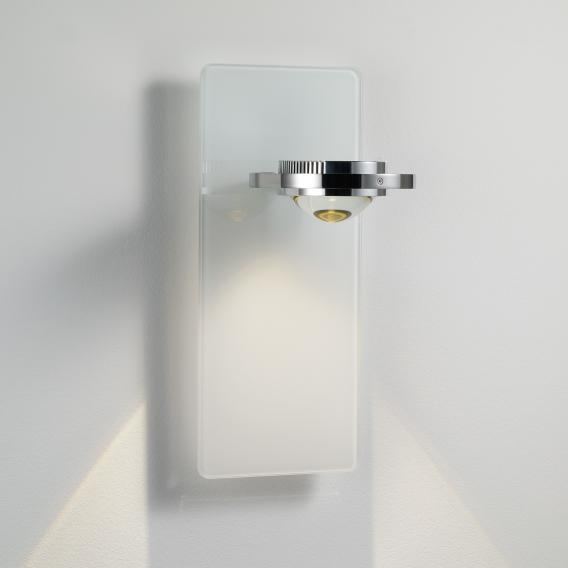Licht im Raum Ocular Glas Serie 100 LED Wandleuchte
