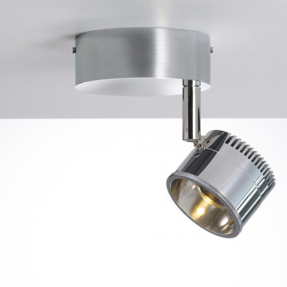 Licht im Raum Ocular Spot 1 Zoom LED Deckenspot, rund