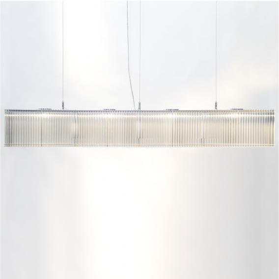 Licht im Raum Stilio Uno 1450 Linie LED Pendelleuchte