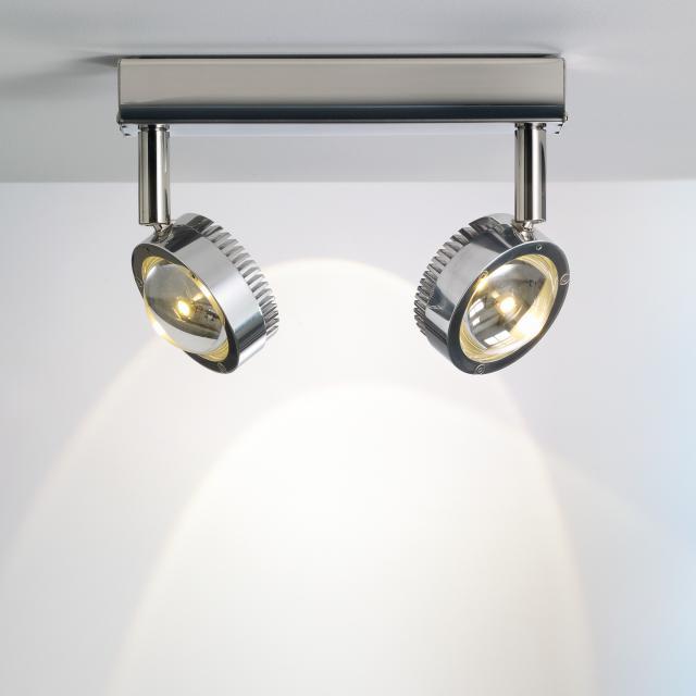 LICHT IM RAUM Ocular Spot 2 LED Deckenspot