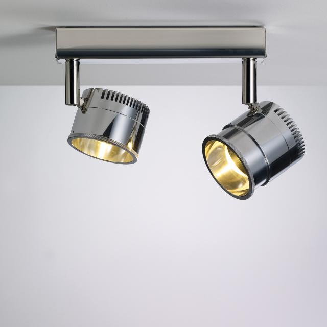 LICHT IM RAUM Ocular Spot 2 Zoom LED Deckenspot
