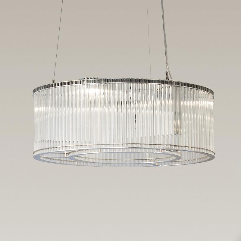 Licht im Raum Stilio Uno 550 LED Pendelleuchte - 233PL050PO ...