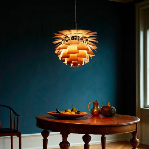 louis poulsen ph artichoke zapfen pendelleuchte 5741092123 reuter. Black Bedroom Furniture Sets. Home Design Ideas
