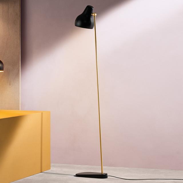 louis poulsen VL38 LED Stehleuchte mit Dimmer