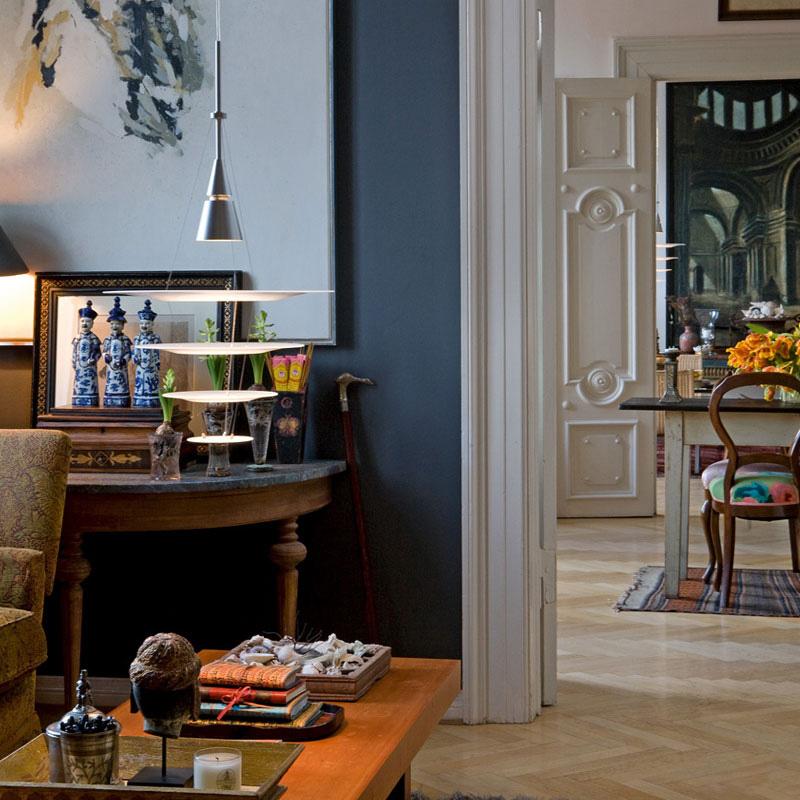 louis poulsen enigma pendelleuchte 5741086760 reuter. Black Bedroom Furniture Sets. Home Design Ideas