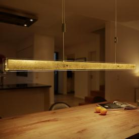 luce elevata linea LED Pendelleuchte