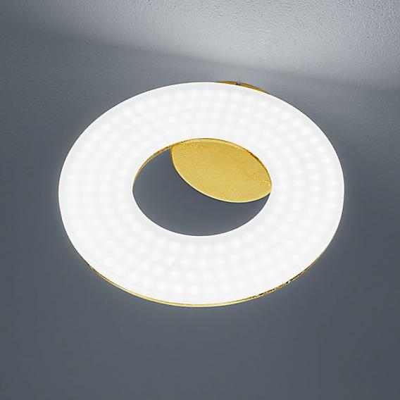 luce elevata due rotondo LED Wandleuchte