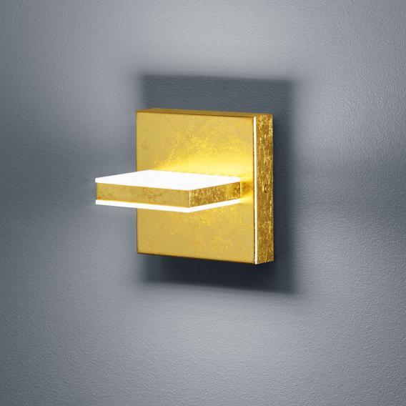 luce elevata linea LED Wandleuchte, quadratisch