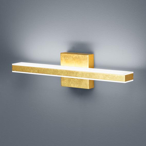luce elevata linea LED Wandleuchte, rechteckig