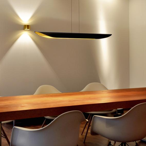 luce elevata open mind LED Pendelleuchte