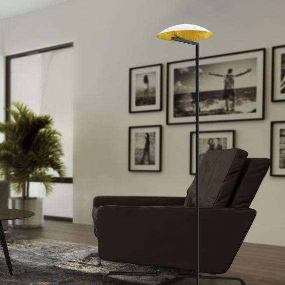 luce elevata pure up LED Stehleuchte mit Dimmer