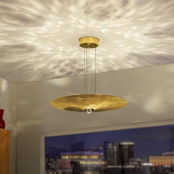 luce elevata wisdom LED Pendelleuchte