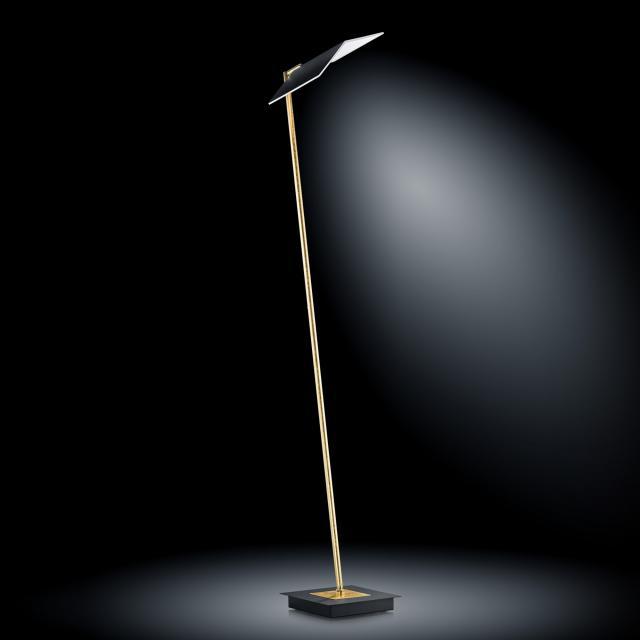 luce elevata book LED Stehleuchte mit Dimmer und CCT