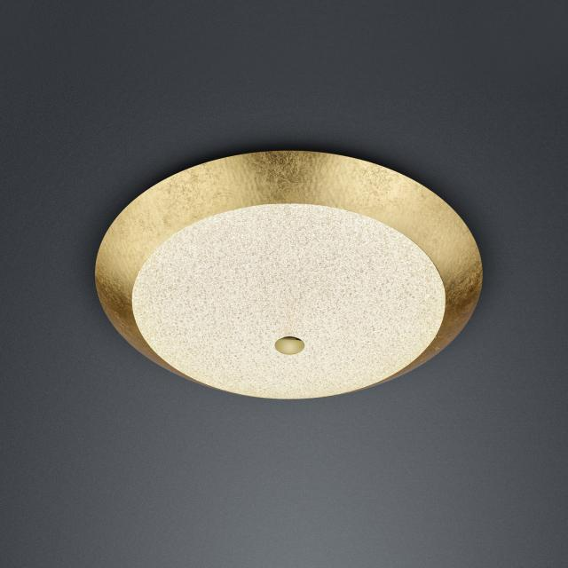luce elevata classic gold LED Deckenleuchte