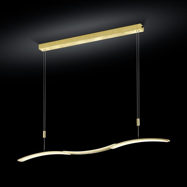 luce elevata wave LED Pendelleuchte mit Dimmer