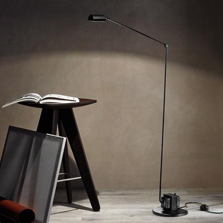 lumina daphine led terra stehleuchte mit dimmer 02l01st00 reuter. Black Bedroom Furniture Sets. Home Design Ideas