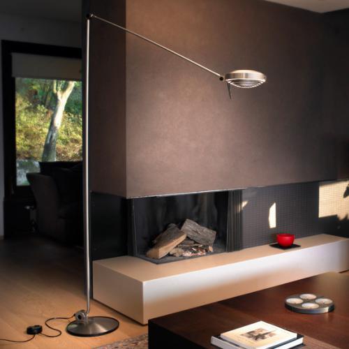 lumina elle 2 stehleuchte mit dimmer 6044220 reuter. Black Bedroom Furniture Sets. Home Design Ideas