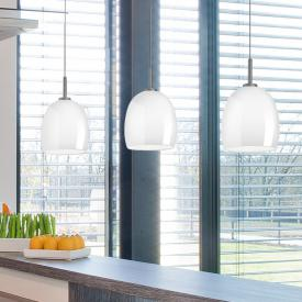 lumexx Bugsy Single LED Pendelleuchte für Magnetline