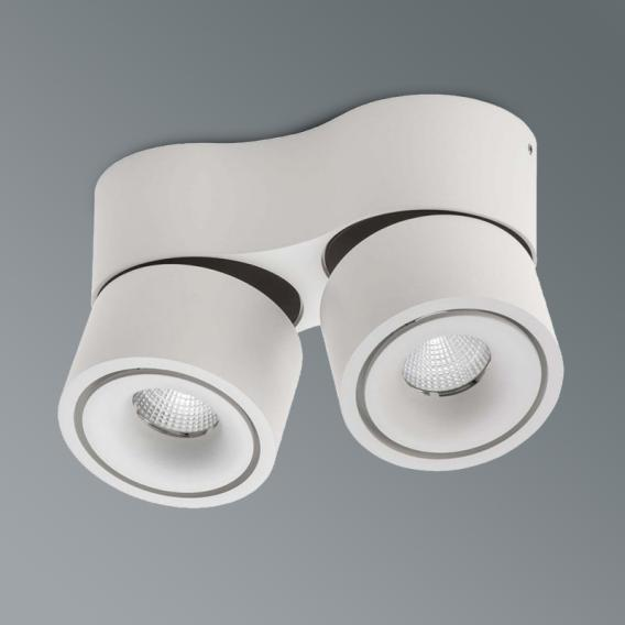 lumexx Easy Mini Double LED Deckenleuchte/Spot, 2-flammig
