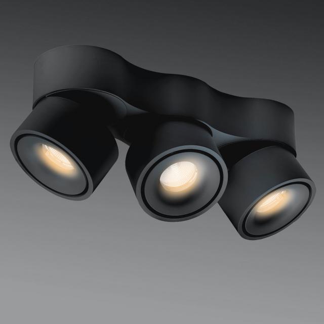 lumexx Easy Tripple LED Deckenleuchte/Spot, 3-flammig