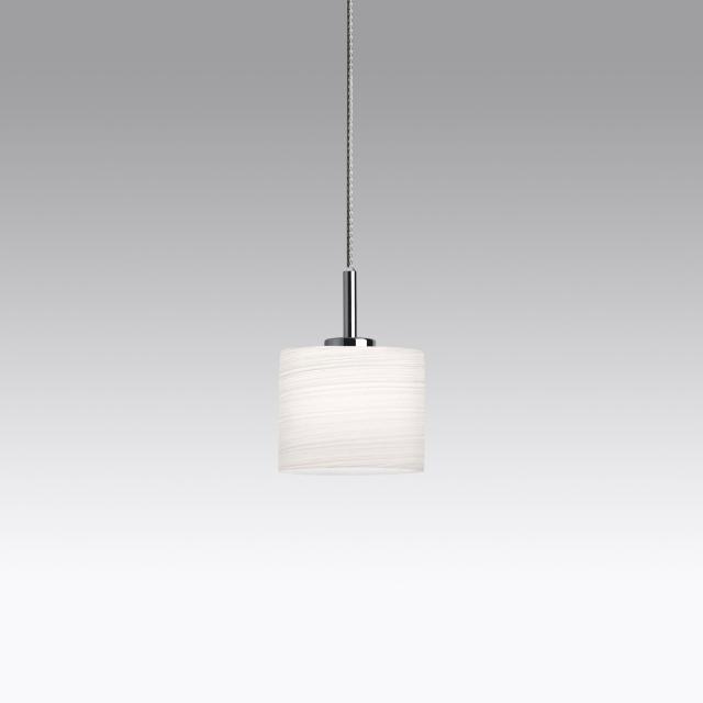 lumexx Loop Single LED Pendelleuchte für Magnetline