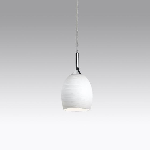 lumexx Naples Radius LED Pendelleuchte für Magnetline