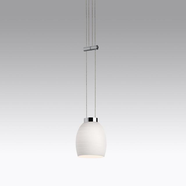 lumexx Naples Up & Down LED Pendelleuchte für Magnetline
