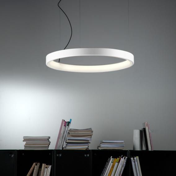 Martinelli Luce Lunaop LED Pendelleuchte mit Dimmer